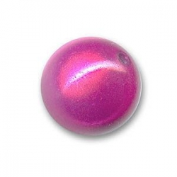 Perle magique miracle 6mm fuchsia