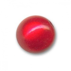 Perle magique miracle 12mm rouge