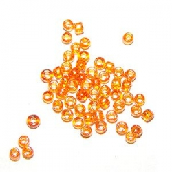 Rocaille ronde 1.5 mm Orange